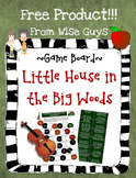 Little House in the Big Woods Activity