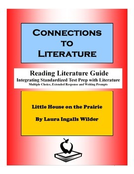 Little House on The Prairie-Reading Literature Guide