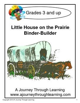 Little House on the Prairie Binder-Builder