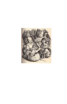 Little House on the Prairie Diary- English