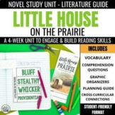 Little House on the Prairie Novel Study Unit