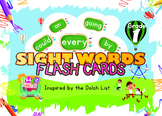 Little Iggy's Grade 1 Sight Words Flash Cards
