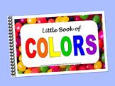 Little Interactive Book:  Color