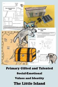 Little Island Primary Gifted and Talented Social-Emotional Values and Identity
