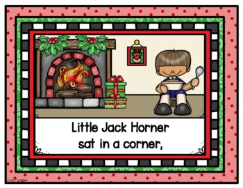 Mother Goose Rhymes: Little Jack Horner
