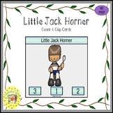 Little Jack Horner Task Cards