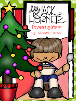 Little Jack Horner Investigation