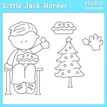 Little Jack Horner Activities