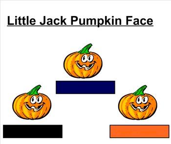 Little Jack Pumpkin Face