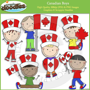 Canadian Boys & Girls