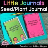 Little Journals: Seed or Plant Observation Journal
