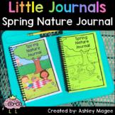 Little Journals: Spring Nature Journal