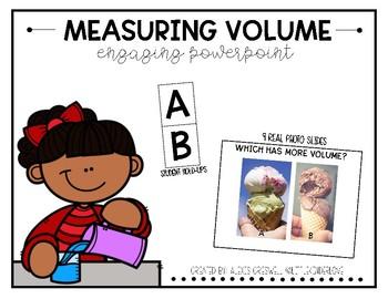 Little Kinder Measurement: Volume