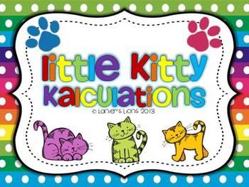 Little Kitty Kalculations
