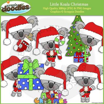 Little Koala Christmas