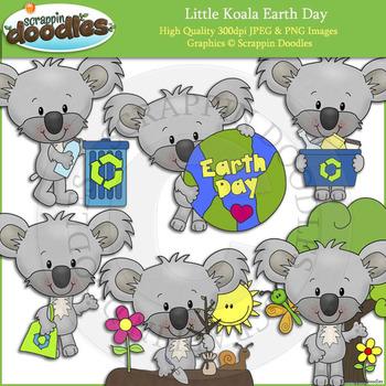 Little Koala Earth Day