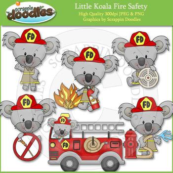 Little Koala Fire Safety