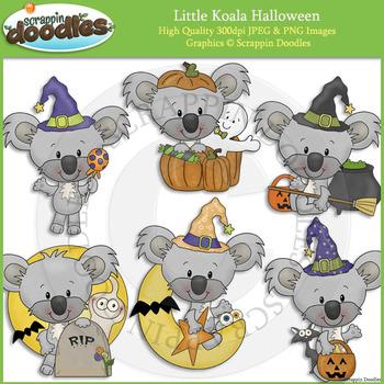Little Koala Halloween