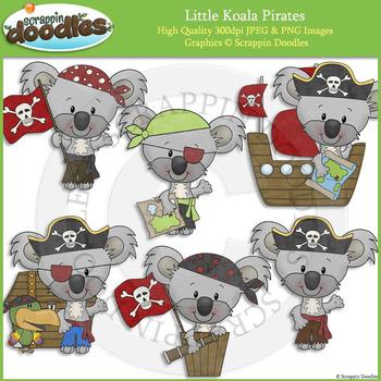 Little Koala Pirates