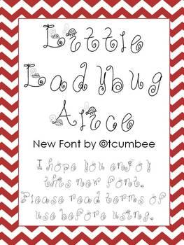 Little Ladybug Alice FONT