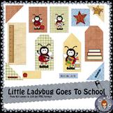 Little Ladybug Lovs School