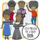 Little Leaders, Bold Women in Black History Clip Art