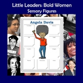Little Leaders Bold Women in Black History Sensory Figures