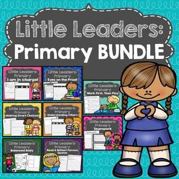 Little Leaders:Primary Mega Bundle {Editable}