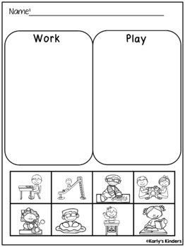 Little Leaders: Primary) Work First, Then Play (Time Management Skills)