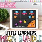 Little Learners BOOM Card Mega Bundle | Digital Task Cards
