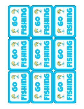 Little Learning Labs - Go Fishing Card Game - Remix of Classic Go Fish Card Game