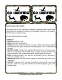 Little Learning Labs - Go Hunting Card Game - Remix of Classic Go Fish Card Game
