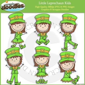 Little Leprechaun Kids