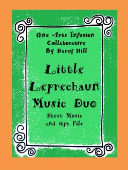 Little Leprechaun Music Duo