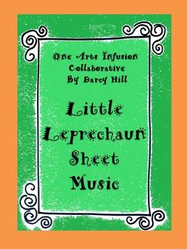 Little Leprechaun Sheet Music