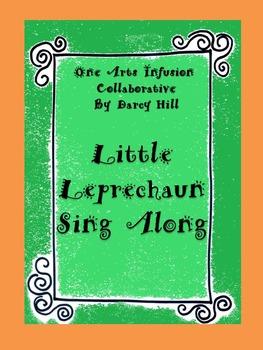 Little Leprechaun Sing Along mp4 File