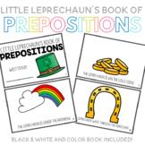 Little Leprechaun's Book of Prepositions