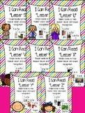 Little Letter Alphabet Books- Letters S Through Z- Letter