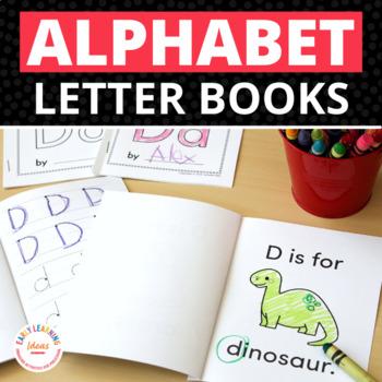 Alphabet Books | ABC Books for Preschool, Pre k and Kindergarten