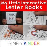 Alphabet Books - Little Letter Books