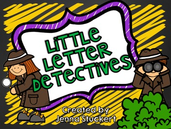 Little Letter Detectives