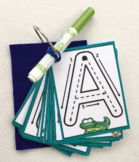 Little Letters Formation Cards