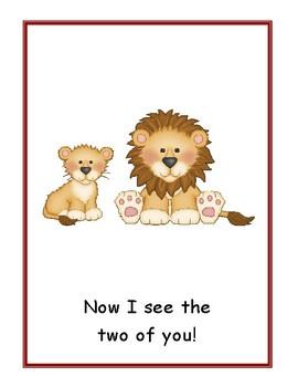 Little Lion, I See You! Wonders Kindergarten Big Book (Unit 6)