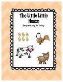 Little Little House Sequencing Mat