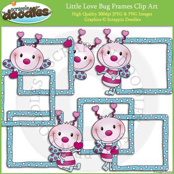 Little Love Bug Frames