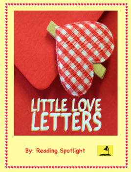 Valentines & Adjectives: Little Love Letters