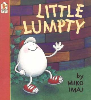 Little Lumpty Vocabulary and Retelling