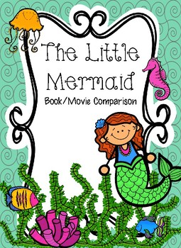 Little Mermaid Compare/Contrast