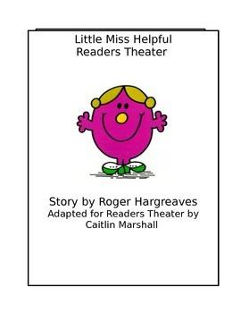 Little Miss Helpful Readers Theater