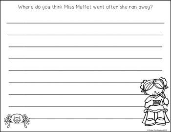 Little Miss Muffet - FREE